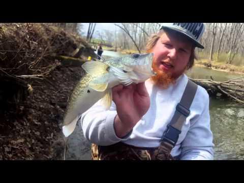 Pymatuning fishing trip youtube for Pymatuning fishing report
