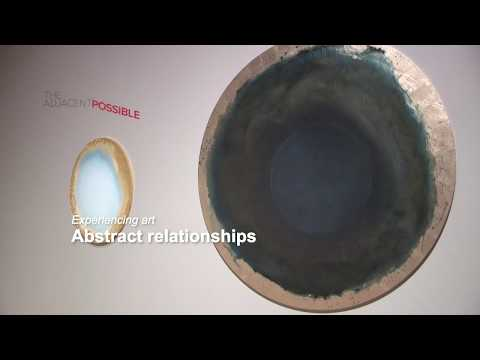 'The Adjacent Possible': Abstract relationships