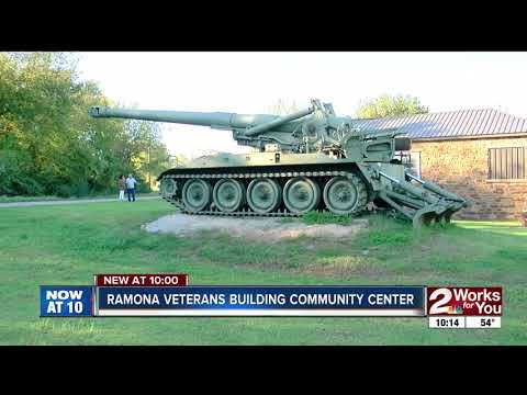 Ramona veterans are rebuilding their legion as a community center, but need some help