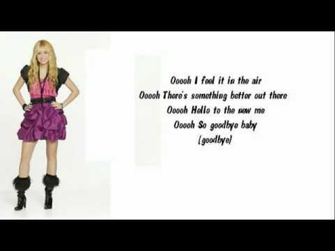 Hannah Montana - Que Sera (Karaoke)