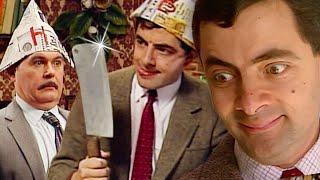 Crazy Bean Fail  Mr Bean Full Episodes  Mr Bean Official