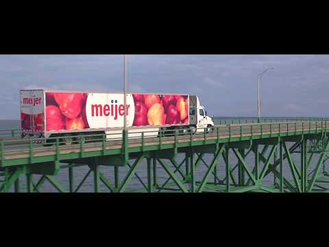 Meijer Mackinaw Bridge Commercial
