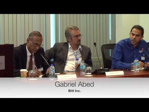 Caribbean Fintech 2017 - Panel Discussion- Digital Currency- Caribbean Landscape