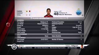 Fifa 11 Ultimate Team Rare IF Wallyson