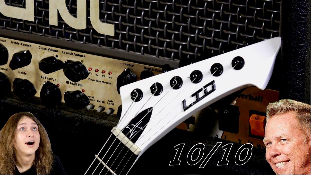 Aliexpress Dh gate ESP ouija board guitar - YouTube