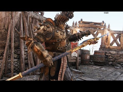 [For Honor] Plz Nerf Ubi - Lawbringer Duels