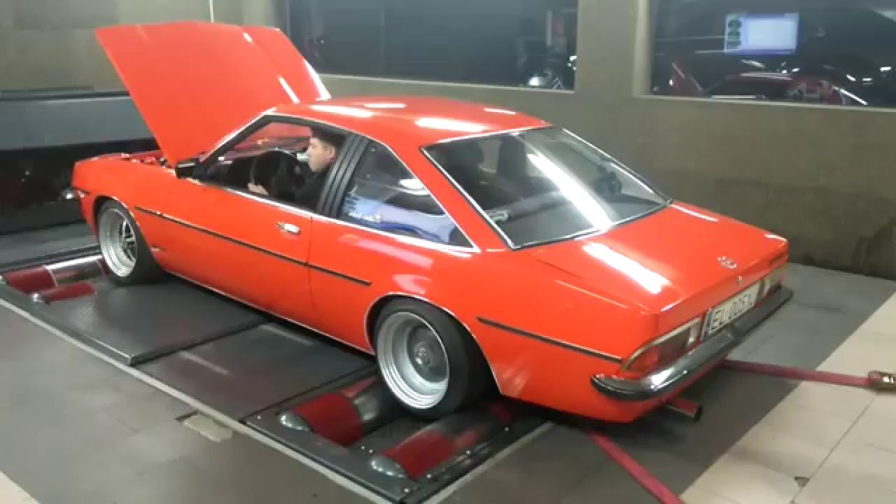 opel manta b 2 2 weber 40 dcoe dyno test youtube. Black Bedroom Furniture Sets. Home Design Ideas