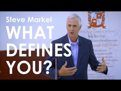 Steve Markel | What Defines You?