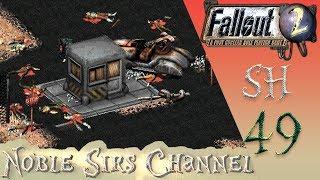 Fallout 2 Прохождение, #49 ► База Сьерра