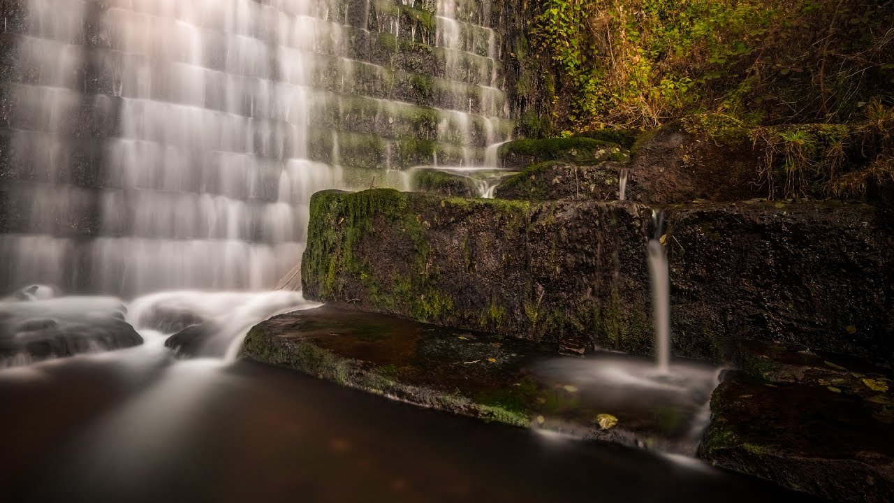 Image result for Lumsdale waterfalls