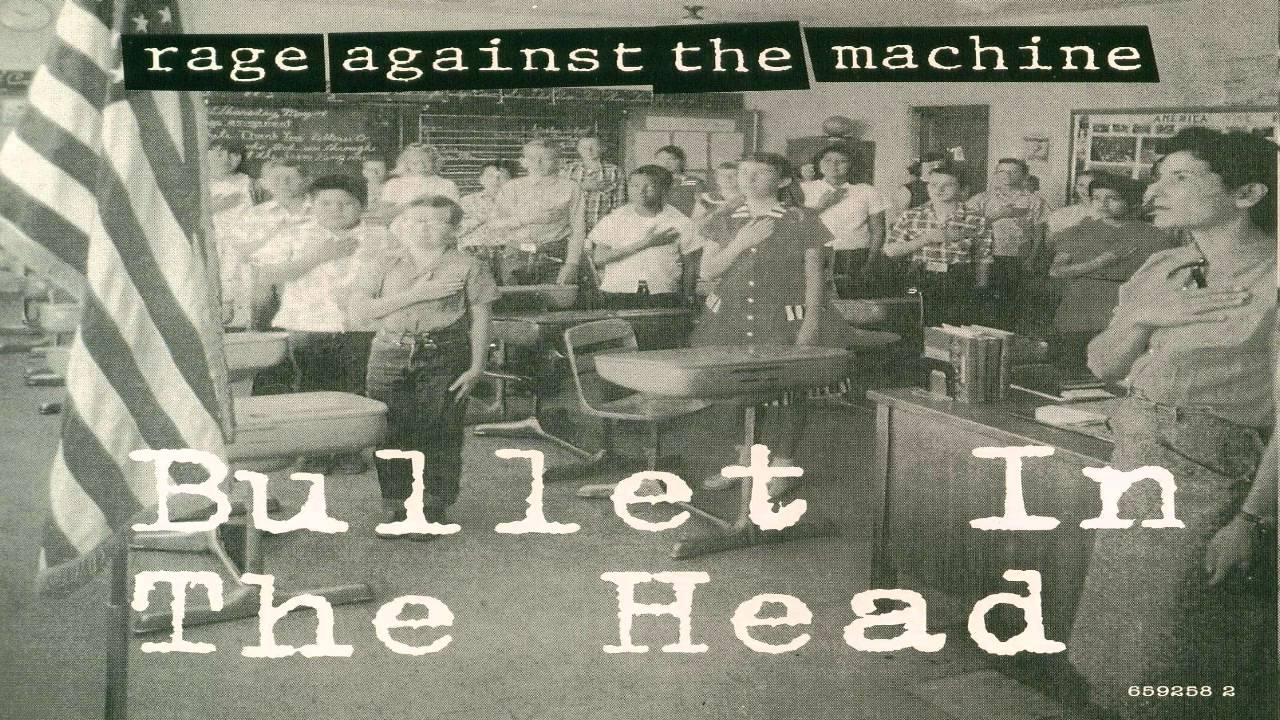 Rage Against The Machine - Bullet In The Head [HQ] - YouTube