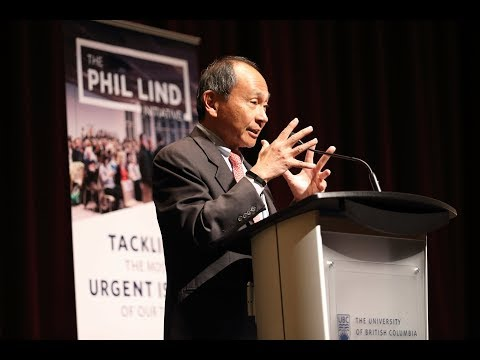 Phil Lind Initiative: Francis Fukuyama on The Unravelling of the Liberal Order