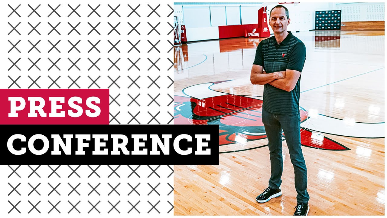 Chicago Bulls: Arturas Karnisovas post-draft press conference | 2020 NBA Draft | NBC Sports Chicago