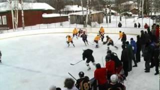 Хоккей в Тарноге. февраль, 2010 г.
