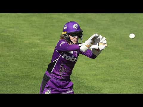 Georgia Redmayne - Betty Wilson Young Cricketer of the Year