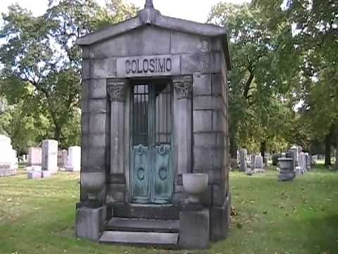 Grave Hunting Chicago Style Oakwood Gangsters