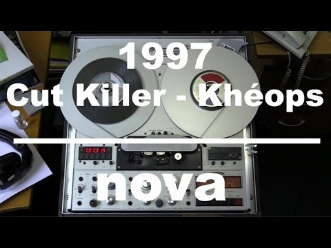 Youtube: Nova Mix: 1997 Cut Killer Khéops – Sad hill