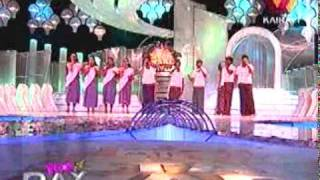 KAIRALI TV STAR WARS -GROUP SONG -SREE SANKARACHARYA SANSKRIT UNIVERSITY ,KALADY