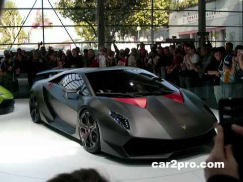 Lamborghini Cabrera - YouTube