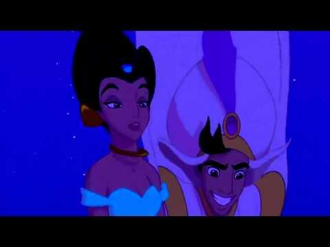 Aladdin  A Whole New World  Hindi  Sapno Ka Jahan  HD