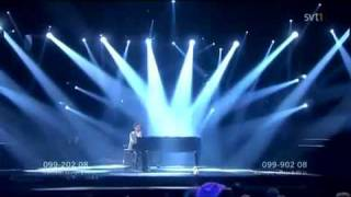 Salem Al Fakir - Keep On Walking Final Melodifestivalen 2010