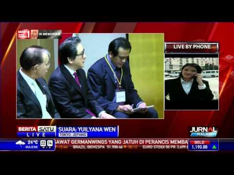 Presiden Jokowi Bahas Soal Investasi dengan Pengusaha Jepang