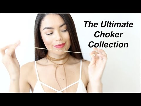 The Ultimate Choker Collection
