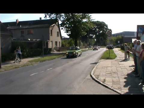 Ausfahrt der L.O.B.T am 23.06.2012 in Hoyerswerda videó letöltés