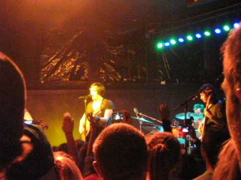 Parachute - Forever and Always - Salt Lake City, In The Venue