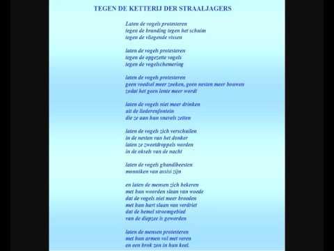 Guillaume Van Der Graft Gedicht Tegen De Ketterij Der
