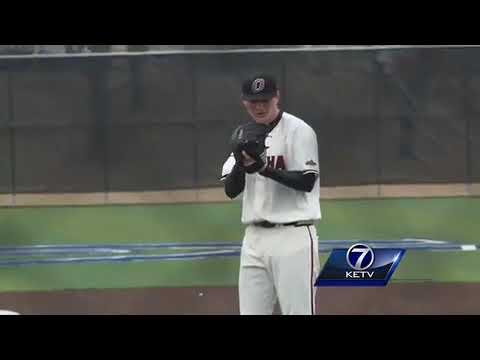Omaha baseball vs Fort Wayne