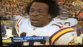 Video Kelly Campbell vs. Packers NFC wildcard 2004 download MP3, 3GP, MP4, WEBM, AVI, FLV November 2017