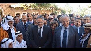 افتتاح مكتبة دير سانت كاترين بحضور وزير الآثار والمحافظ