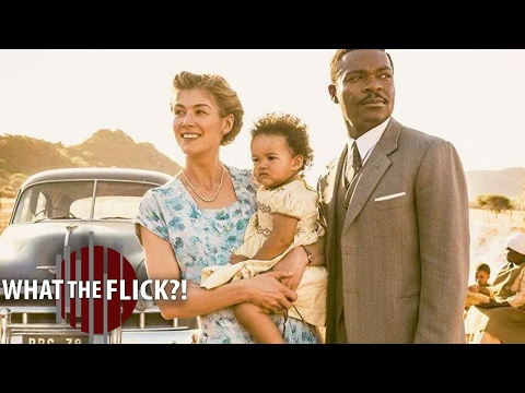 A United Kingdom - Official Movie Review