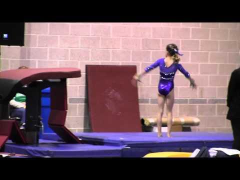 Ellie - Vault - Level 7 Rhode Island Invitational - 9.25 score