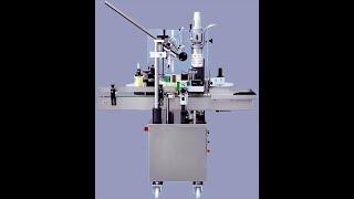 Automatic bottle labeller LA-08