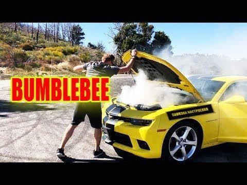 КЛИП Чердак - BUMBLEBEE ( Бамблби ) FUN видео