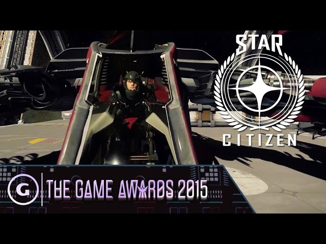 Star Citizen - Alpha 2.0 Gameplay Trailer - The Game Awards 2015