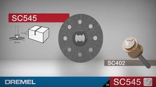 Dremel® - EZ SpeedClic: Diamond Cutting Wheel - SC545