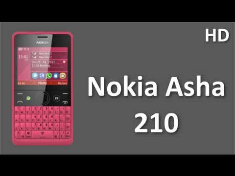 Best Mobile Price: Nokia Asha 210 Mobile Price and