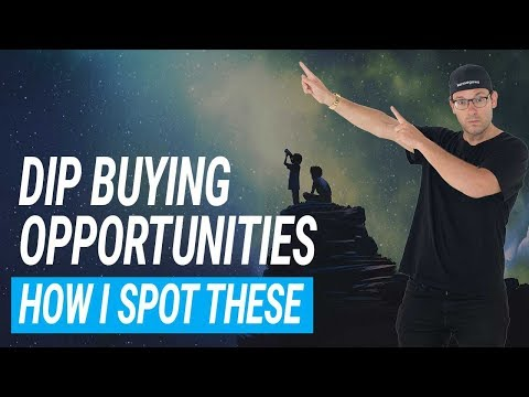 How Did I Spot These Dip Buying Opportunities