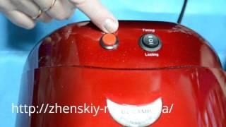 УФ Лампа для наращивания ногтей 36 W(УФ лампа для сушки гелевых ногтей,мощностью 36W.Таймер 120 сек. http://zhenskiy-ray.com.ua/, 2013-11-20T07:15:13.000Z)