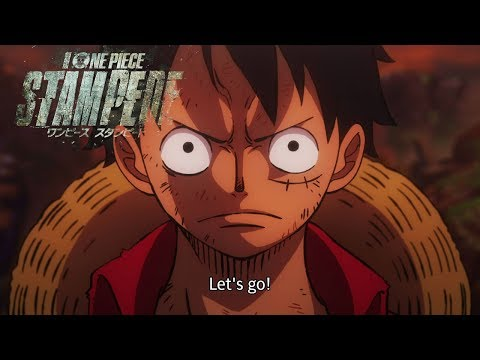 """ONE PIECE STAMPEDE"" 