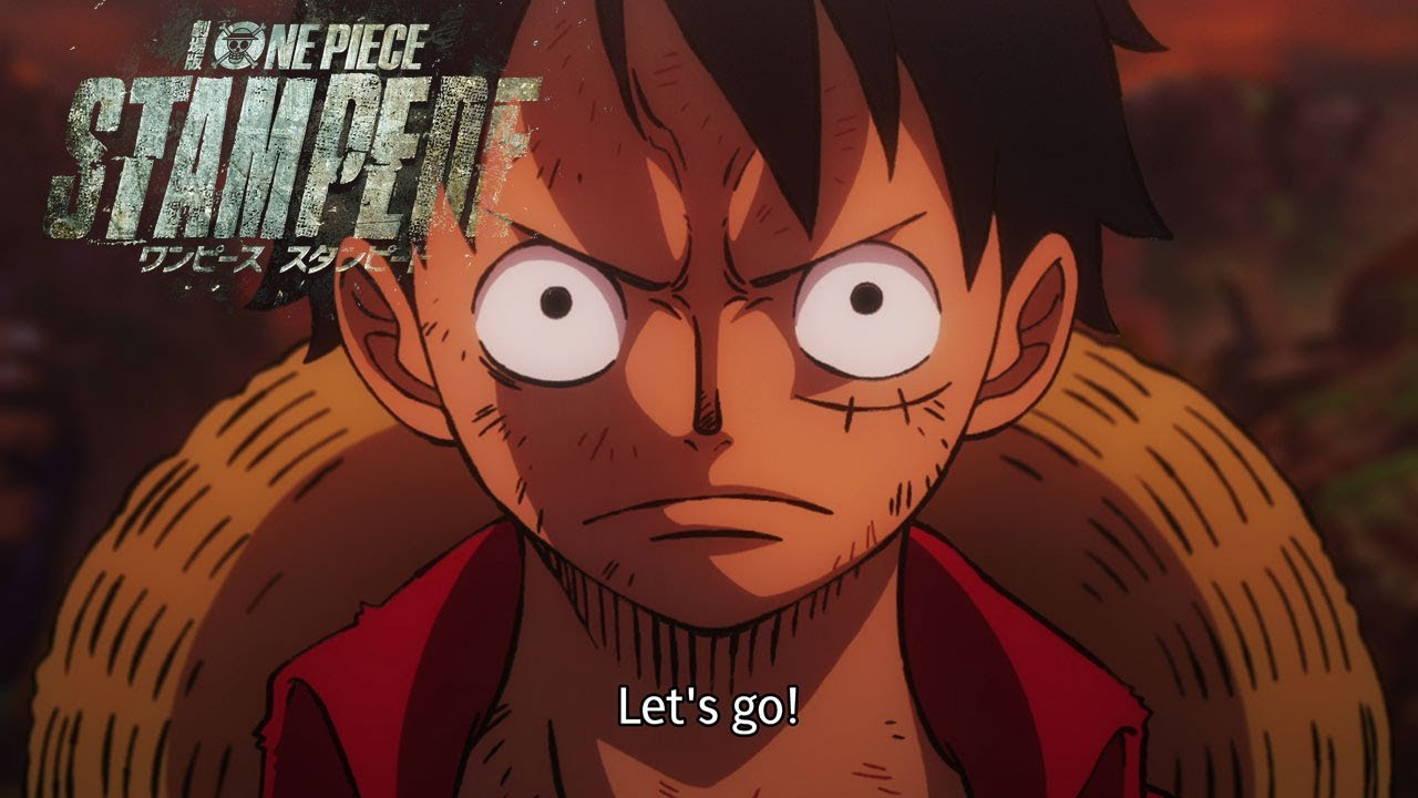One Piece Stampede Official Trailer Youtube