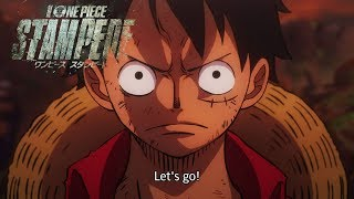 "Download ""ONE PIECE STAMPEDE"" 