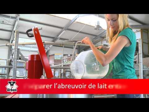 Urban MilkShuttle - version française