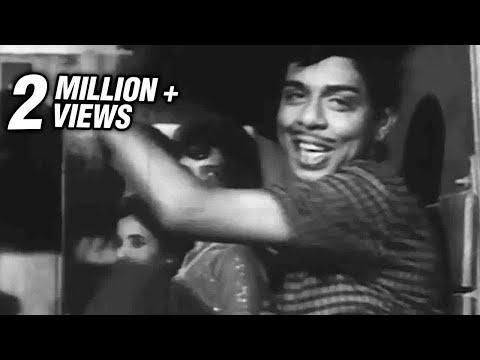 Naanu Kooda Rajathane - Gemini Ganesan, Jayanthi, Muthuraman - Punnagai - Tamil Classic Song