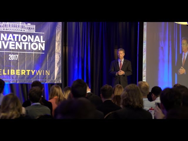 Young Americans for Liberty - Rand Paul at YALCON 2017