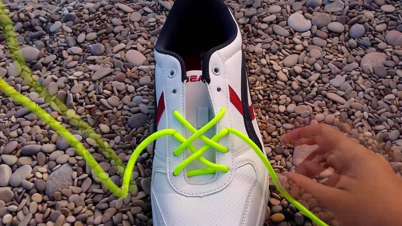 Cómo A Zapatillas Poner Cordones Youtube 1 Estilo Num Con Diamante rnxrTCw6q
