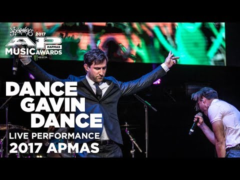 APMAs 2017 Performance: DANCE GAVIN DANCE perform